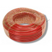 SUPER GEL FITT TUBO ANTIGELO PVC ROSSO mm.15X100 MT
