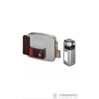 CISA 11670-50 ELETTROSERRATURE APPLICARE A CILINDRO