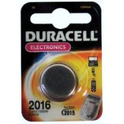 DURACELL CR 2016 3V 80 MAH LITIO