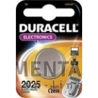 DURACELL DL2025 3V 150 MAH LITIO