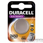 DURACELL DL2450 3V 540 MAH LITIO