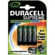 DURACELL HR3 MINISTILO AAA RICARIC.BL PZ.4