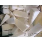FERMAPORTE ADESIVI CUNEO BIANCHI (confezione 100 pz)