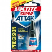 LOCTITE SUPER ATTAK PRECISION  5 GRAMMI ( SCATOLA 24 BLISTER )