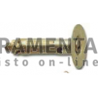 TASSELLI METALLO MINUTEX 501 DIAM.8 A VITE ( scatola 200 pezzi)