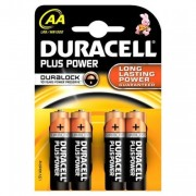 DURACELL PLUS STILO AA 1,5V