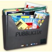 CASSETTE PUBBLICITA'ALUBOX CAROSELLO GHISA