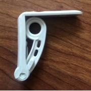 FEMATOVAGLIE ABS BIANCO MOLLA INOX REGOLABILE 0/70 MM. ( scatola 100 pezzi )